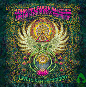 John McLaughlin & Jimmy Herring's 'Live in San Francisco' Out Today