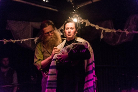 BWW Review: OLD STOCK: A REFUGEE LOVE STORY-An Emotive Show for Our Times, Wonderfully Performed