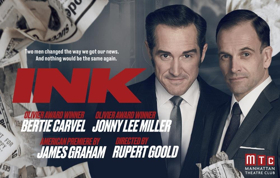 MTC Hosts INK Post-Show Talkback with Michael Riedel and James Graham