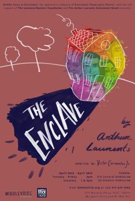 Middle Voice at Rattlestick Presents Arthur Laurents's THE ENCLAVE