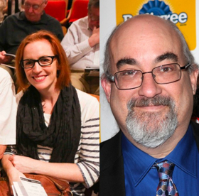 Transport Group To Honor Carmel Dean & Michael Starobin