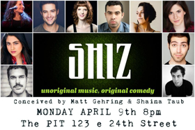 Broadway Meets Sketch Comedy in New Show SHIZ