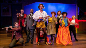 BWW Review: THE SERVANT OF TWO MASTERS