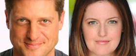 Christopher Sieber And Jennifer Simard To Lead ANNIE At The Muny