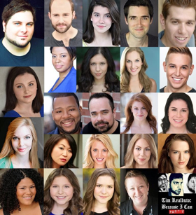 Full Cast Announced For Tim Realbuto's Because I Can: Part Two Concert