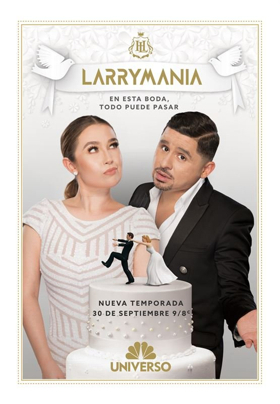 Larry Hernandez Returns To Universo For Larrymania