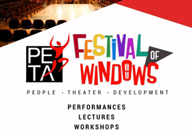 Check Out Event Calendar of PETA's FESTIVAL OF WINDOWS, 10/24-29