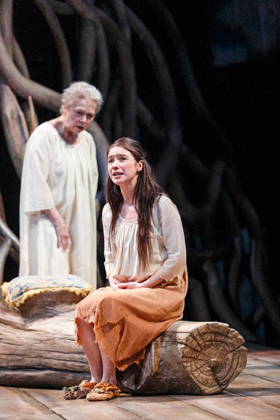 BWW Exclusive: An Interview with Mamie Zwettler About the Upcoming Nationwide film Release of Stratford Festival's THE TEMPEST