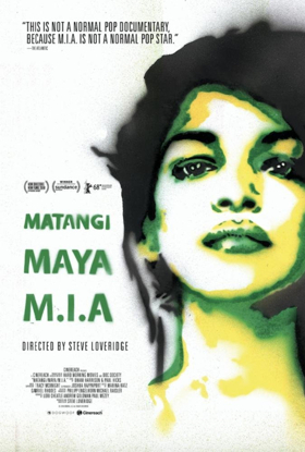 M.I.A. Appears on THE DAILY SHOW to Discuss MATANGI / MAYA / M.I.A