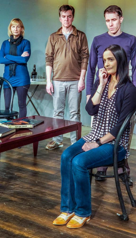 The Women's Theater Stages GOD OF CARNAGE