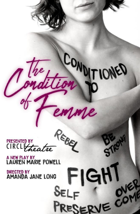 Circle Theatre presents THE CONDITION OF FEMME, 3/7