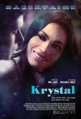 William H. Macy's KRYSTAL Starring Rosario Dawson Opens Theatrically This Friday 4/13