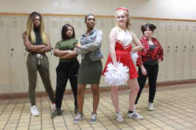 Little Rock Central High School Department of Theatre Presents BRING IT ON THE MUSICAL