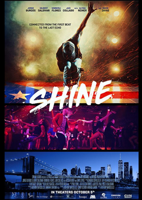 SHINE Arrives In Select Theaters Nationwide on October 5