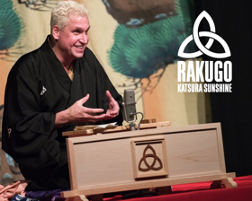 Katsura Sunshine's RAKUGO Offers Sneak Peak