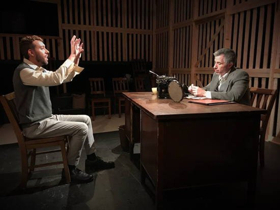 BWW Review: Spooky Action's NEW GUIDELINES FOR PEACEFUL TIMES