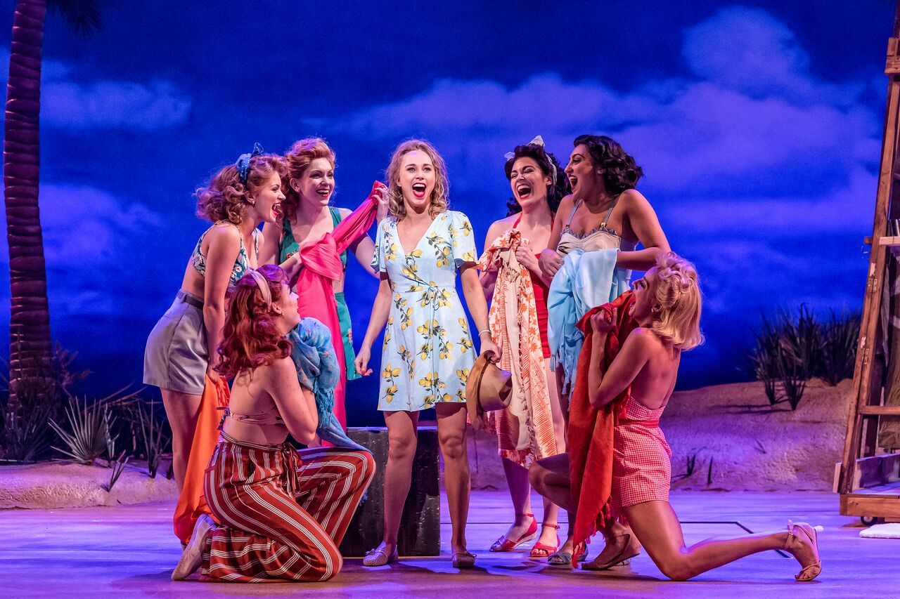 BWW Review: SOUTH PACIFIC at Drury Lane Theatre