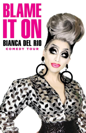 Bianca Del Rio To Perform At Luther Burbank Center For The Arts June 30