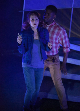 BWW Review: THE AFTERPARTY Moves Through The Metaphor in East Austin, TX