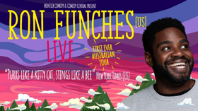 Comedian Ron Funches Announces First Australian Tour