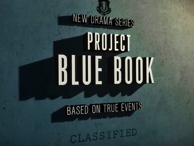 History's New UFO Series, PROJECT BLUE BOOK, to Premiere in January