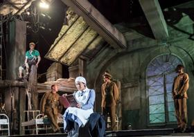 BWW Review: PETER PAN, Regent's Park Open Air Theatre