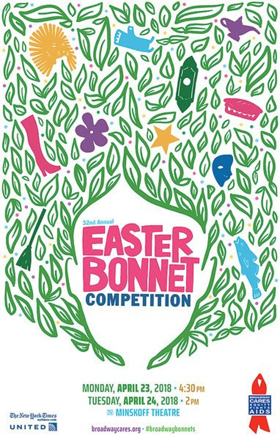 Stars From FROZEN, DEAR EVAN HANSEN, and Many More to Appear at the 32nd Annual Easter Bonnet Competition