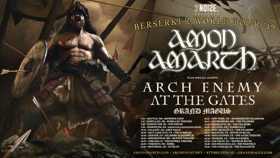 Arch Enemy Announces Tour Dates Supporting Amon Amarth