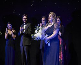 Eight Young Singers Compete At 2018 Centre Stage Gala's Ensemble Studio Competition