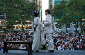 New York City Opera's THE BARBER OF SEVILLE Comes to Bryant Park