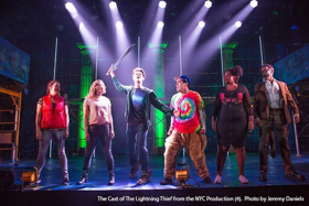 Review Roundup: THE LIGHTNING THIEF: THE PERCY JACKSON MUSICAL National Tour Opens in Chicago