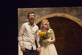 BWW Review: Deconstructing a Marriage in Song: Portland Stage Presents THE LAST FIVE YEARS