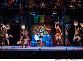 STOMP Returns to National Theatre on 25th Anniversary Tour