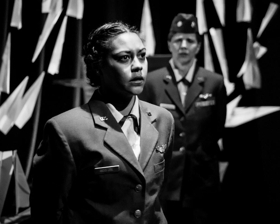BWW Review: 100 PLANES - Filigree Takes Off With World Premier