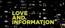 Full Cast Announced For Caryl Churchill's LOVE AND INFORMATION
