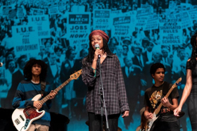 Brooklyn Music School Presented Martin Luther King Jr Tribute