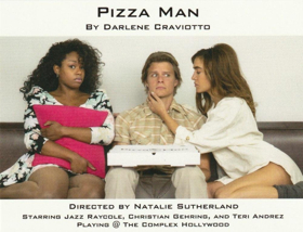 Review: PIZZA MAN Delivers the Message That Rape is Never OK Under Any Circumstances