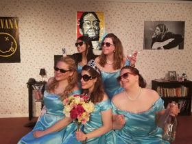 BWW Review: FIVE WOMEN WEARING THE SAME DRESS at Nutley Little Theatre