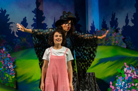 BWW Review: ATMTC Thrills with BLUEBERRIES FOR SAL