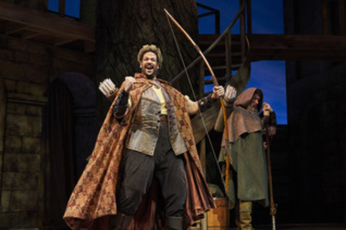 "BWW Review: Farcical ""Robin Hood"" delights at Cleveland Play House"