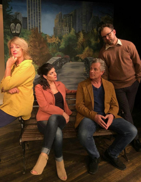 Women's Theater Company Presents OUR MOTHER'S BRIEF AFFAIR