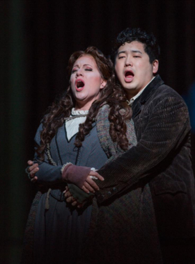 BWW Review: LA BOHEMÈ - Austin Opera Shines With Puccini Favorite