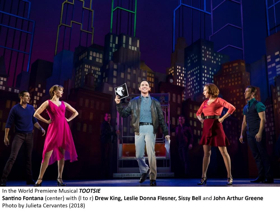 BWW Review: TOOTSIE, Broadway's Next Great Musical Comedy