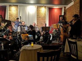 The Peter Leitch New Life Orchestra Returns To Club 75