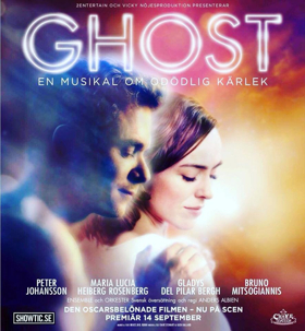 BWW Preview: GHOST THE MUSICAL at China Theaten
