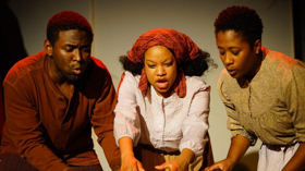 Review: DESSA ROSE Musical Performed to Perfection Saluting Black History Month at Chromolume Theatre