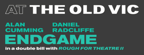 Book Now For Alan Cumming and Daniel Radcliffe in ENDGAME