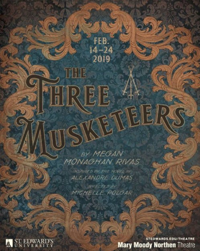 BWW Review: THE THREE MUSKETEERS at Mary Moody Northen Theatre