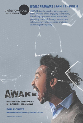 The Barrow Group Hosts the World Premiere of K. Lorrel Manning's AWAKE