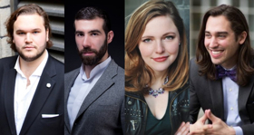 Four New Young Artists To Join COC Ensemble Studio For 2019/2020